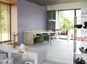 eetkamer mooi vakantiehuis Friesland