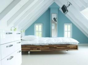 luxe vakantiehuis Friesland met knusse slaapkamer