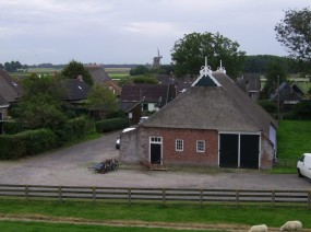 Peasens en Moddergat Friesland