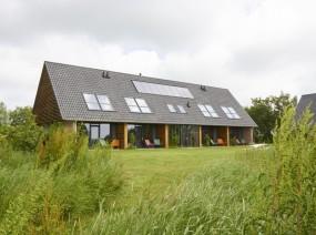 vakantie in de natuur Friesland