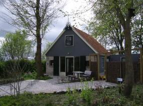 bijzonder rustig vakantiehuis Friesland in de natuur