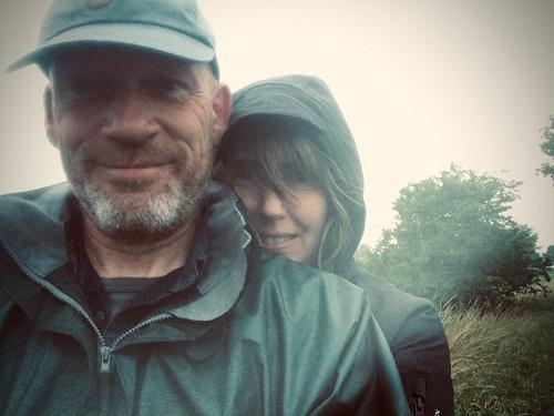 Hinke en Robert Story Station Camping Friesland