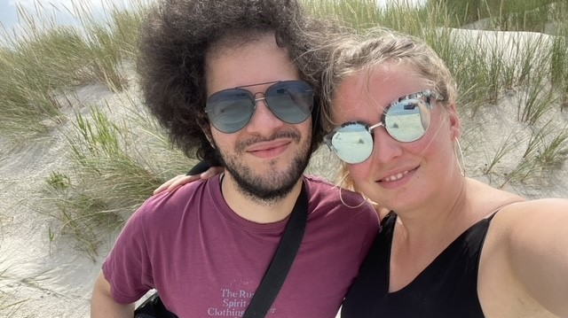 Simone en Gustavo Story Station Camping Friesland